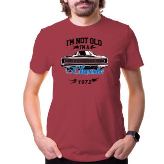 K narodeninám Narodeninové tričko I'm not old