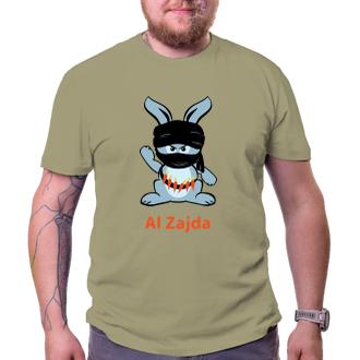 Tričko Králik ekoterorista