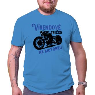 Autá a motorky Víkendové tričko na motorku