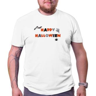 Tričko Happy Halloween
