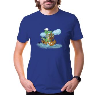 Vodáci Vodácke tričko Krokodíl