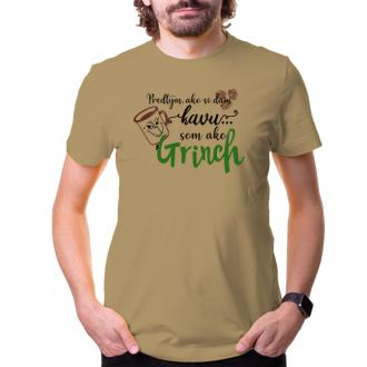 Triko Káva - Grinch