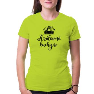Tričko pre mamičku Kuchárka