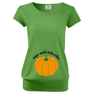 Tehotenské tričko Halloween